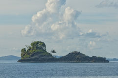 Raja Ampat Papua Indonesia huge panorama landscape Royalty Free Stock Images