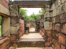 Raja Srima/Tailandia di Nakorn del castello @ Fotografia Stock Libera da Diritti