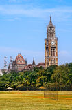 Rajabai clock tower Royalty Free Stock Photography