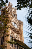 Rajabai Clock Tower in Mumbai Stock Images