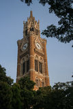 Rajabai Clock Tower in Mumbai Bombay India Stock Photo