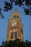 Rajabai Clock Tower in Mumbai Bombay India Royalty Free Stock Image