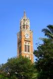 Rajabai clock tower in Mumbai Royalty Free Stock Photography