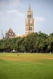 Rajabai Clock Tower in Mumbai, India Stock Images