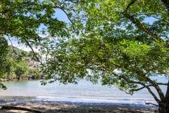 Rajamangala Beach South Thailand. Rajamangala Beach South of Thailand Royalty Free Stock Photo