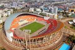 Rajamangala-Stadion lizenzfreies stockfoto