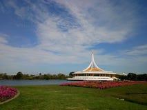 Rajamangala tower. This is landmark of King Rama ix Park, Bangkok Stock Photography