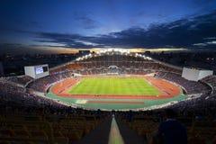 Rajamangla Stadium2 nacional Foto de Stock Royalty Free