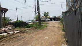 Rajarhat area. Near chiner park Stock Image