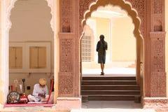 rajastan的乔德普尔城 图库摄影