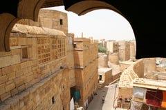 rajastan的jaisalmer 免版税库存照片