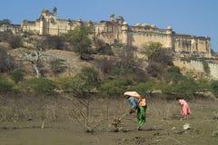Rajasthán 3 Imagen de archivo libre de regalías