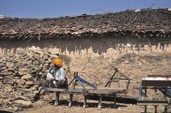 Rajasthán, la India Imagenes de archivo
