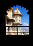 Rajasthan City Palace Royalty Free Stock Images