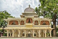 rajasthan för stadsindia slott udaipur Arkivfoton