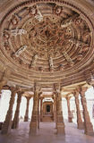 Rajasthan temple ceiling stock photos