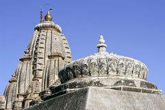Rajasthan temple roof Stock Image