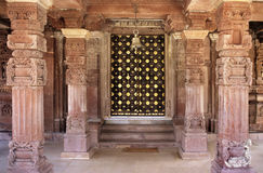 Rajasthan temple sanctuary Stock Photos