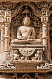 Rajasthan temple statue Royalty Free Stock Photography