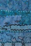 Rajasthani bordou a matéria têxtil Imagens de Stock Royalty Free