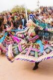 Rajasthani dancers Stock Photo