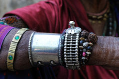 Rajasthani Jewelry 2 Royalty Free Stock Photos