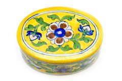 Rajasthani pottery Stock Photo