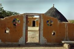 Rajasthani Village of India Stock Photos