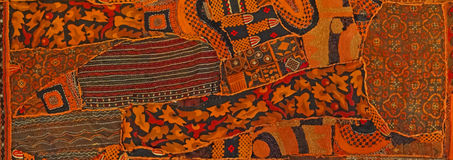 Rajasthani wall hanging Royalty Free Stock Images