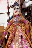 Rajasthans doll Royalty Free Stock Photo
