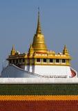 Rajavaravihara d'or de sraket de wat de temple de montagne Image stock