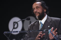 Rajendra Pachauri Stock Photo
