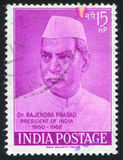 Rajendra Prasad Royalty Free Stock Photography