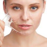 Rajeunissement de peau Photos stock