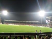 Rajiv Gandhi international cricket stadium royalty free stock photos