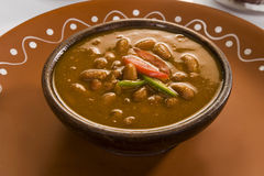 Rajma or Red kidney beans. Indian Dish Stock Photography