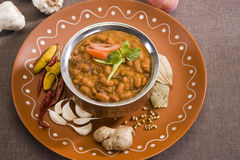 Rajma or Red kidney Beans. Indian Food Stock Images