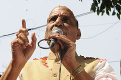 Rajnath Singh  . Stock Photography