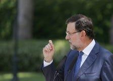 Rajoy 079 Obraz Royalty Free