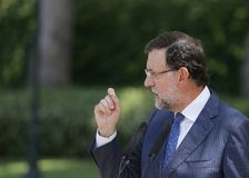 Rajoy 079 Royalty Free Stock Image