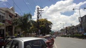 Rajpurweg stock foto
