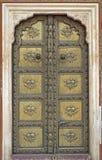 Rajput Style Door Royalty Free Stock Image