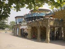 Rajsahi del parco di Jiya Fotografia Stock