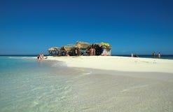 rajskiej wyspy obrazy stock