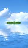 rajskiej wyspy Zdjęcie Stock