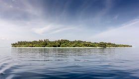 rajskiej wyspy Fotografia Royalty Free