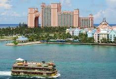 rajskiej wyspy jeździć Obraz Royalty Free