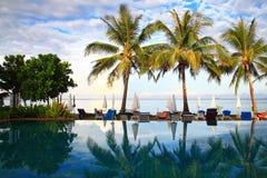 raju basenu morze Fotografia Royalty Free
