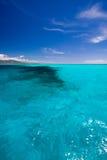 raju karaibów morza widok Obrazy Stock