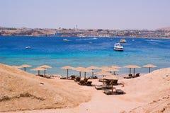 raju plażowy morze Zdjęcie Royalty Free